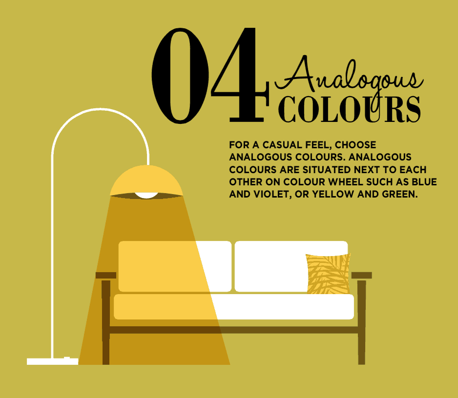 the ten commandments of colour