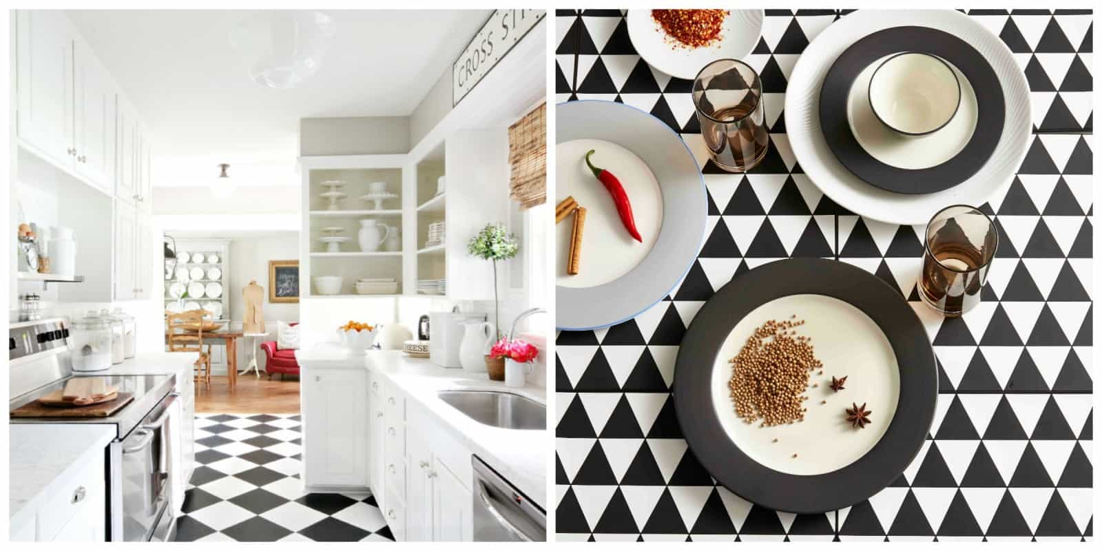 Black And White Kitchen Accessories Don T Call Me Penny