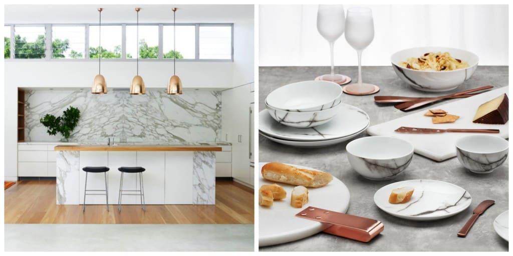 Interior Design by Arent&Pyke. Tableware from Salt 'n Pepper