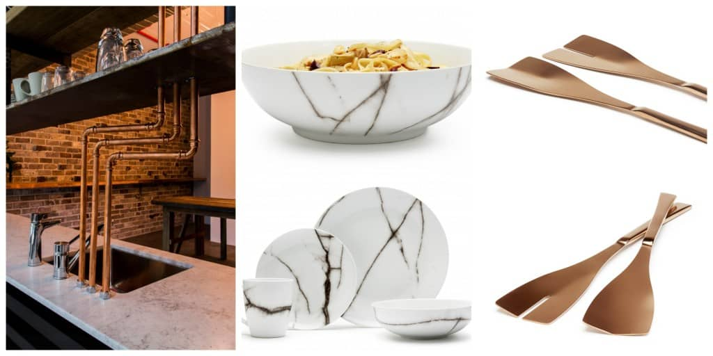 Interior Design by OMG Projects. All tableware and cutlery form Salt&Pepper