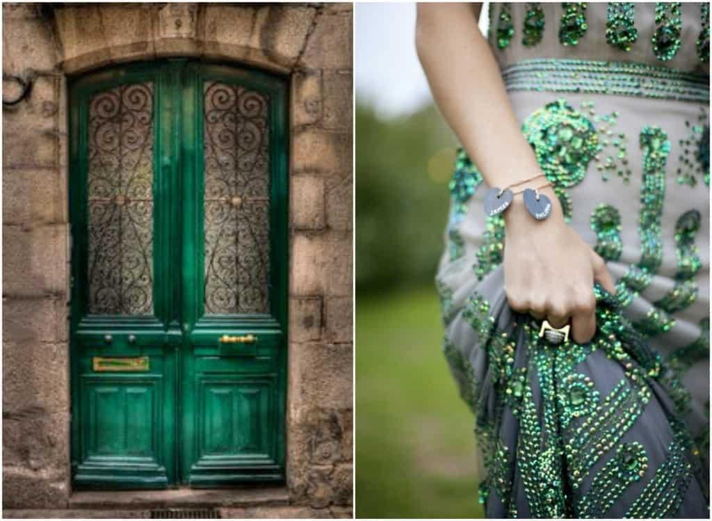 Dress by Jenny Packham