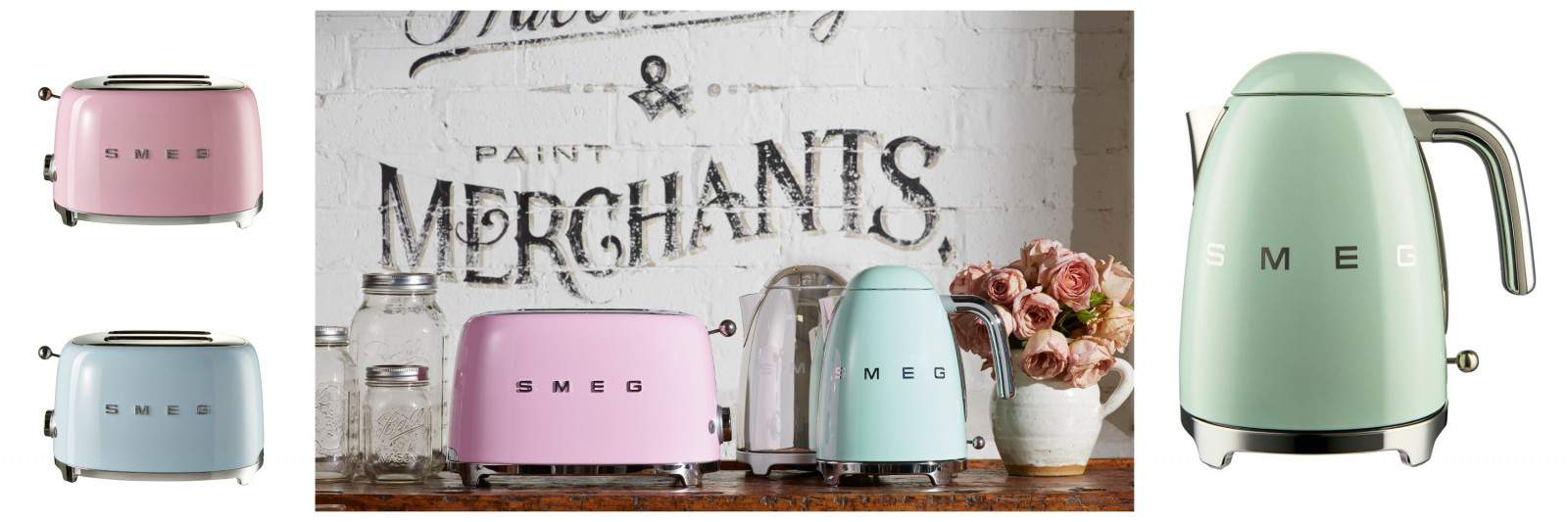 Pink Small Kitchen Appliances New Small Kitchen Appliances From Smeg Dont Call Me Penny