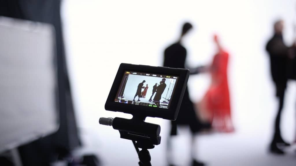 Rowena Xi kang and Hinny Tran Directing for Fred hates fashion