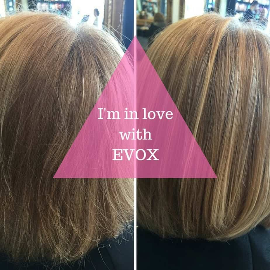 Evox hair rejuvenation therapy