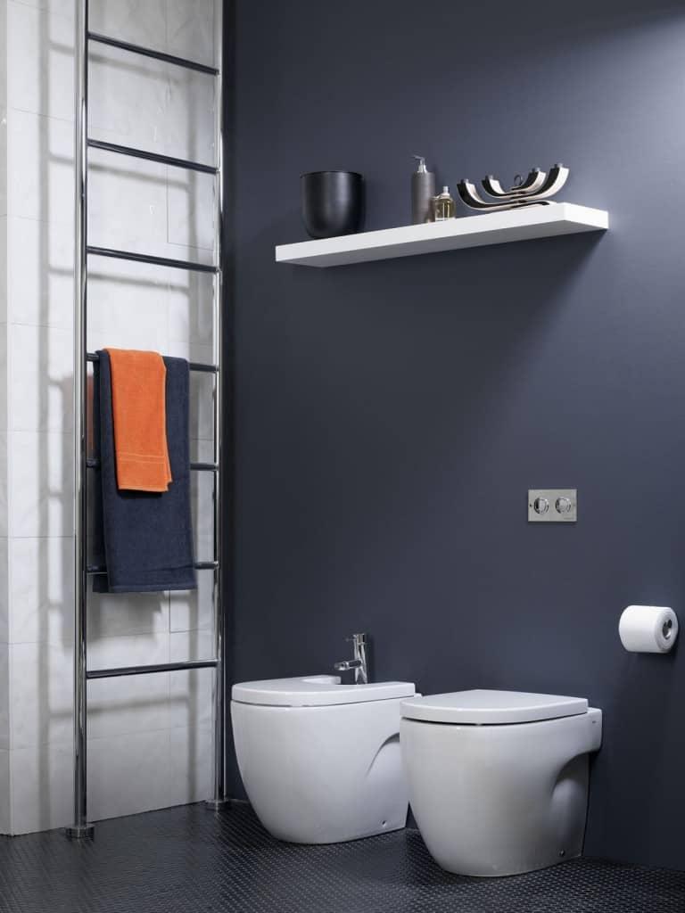 Bathroom winter warmers