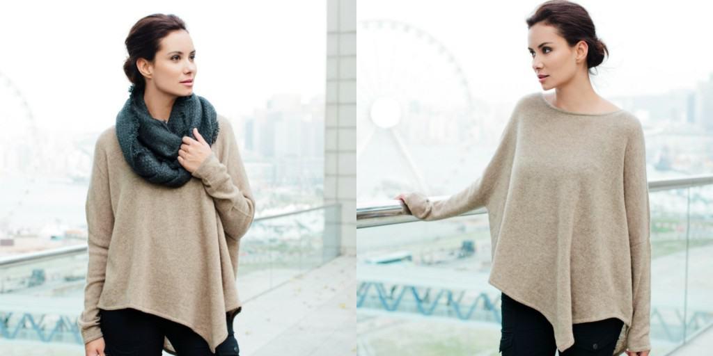 luxurious cashmere