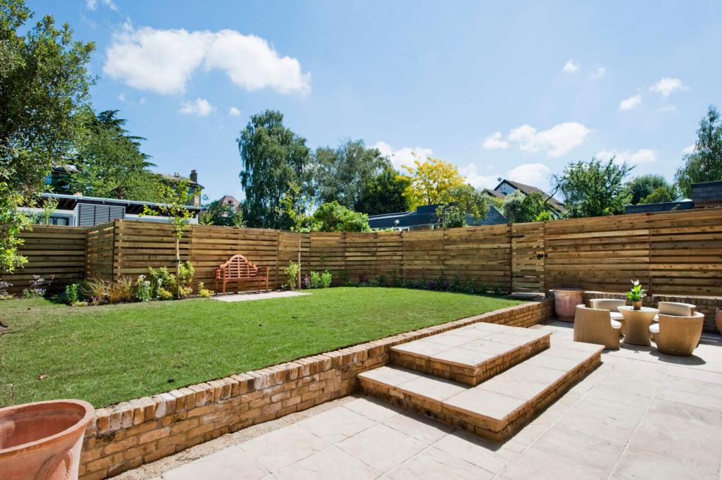 a safe garden