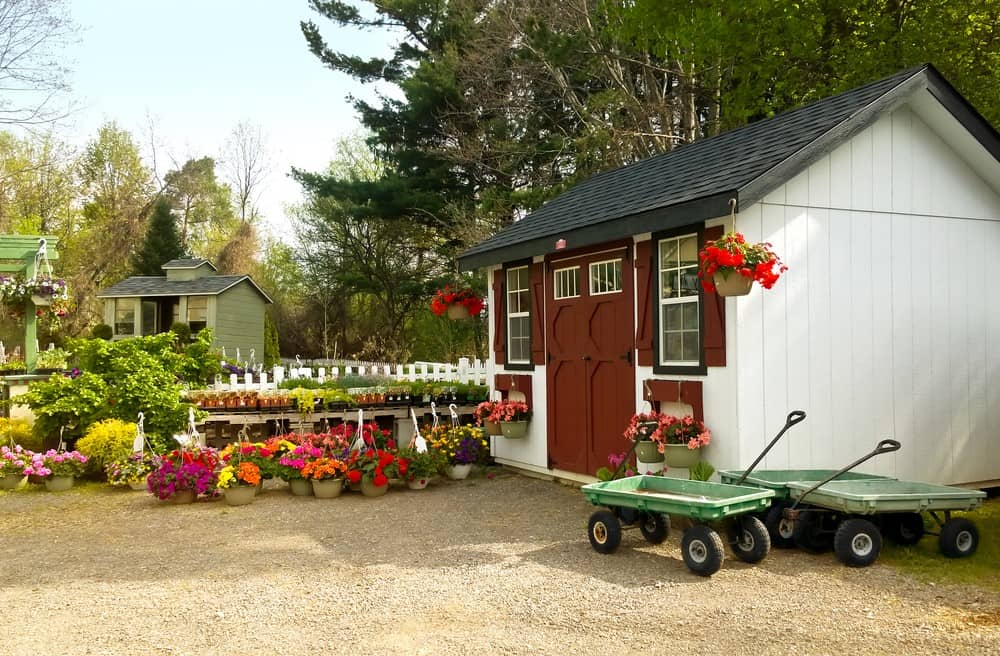 Top 8 steps to garden shed security don 39 t call me penny for Tops garden buildings