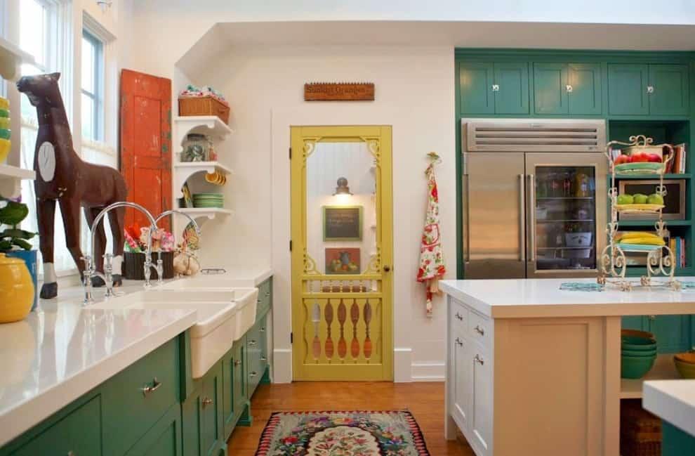 vintage home redecorating