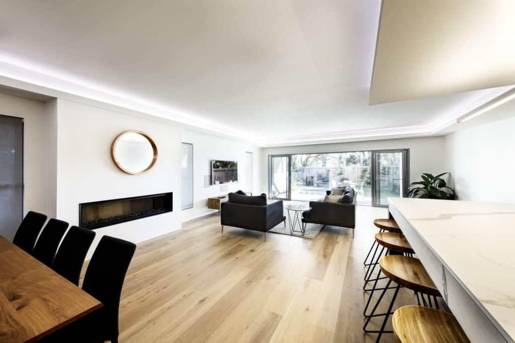 dream home design build