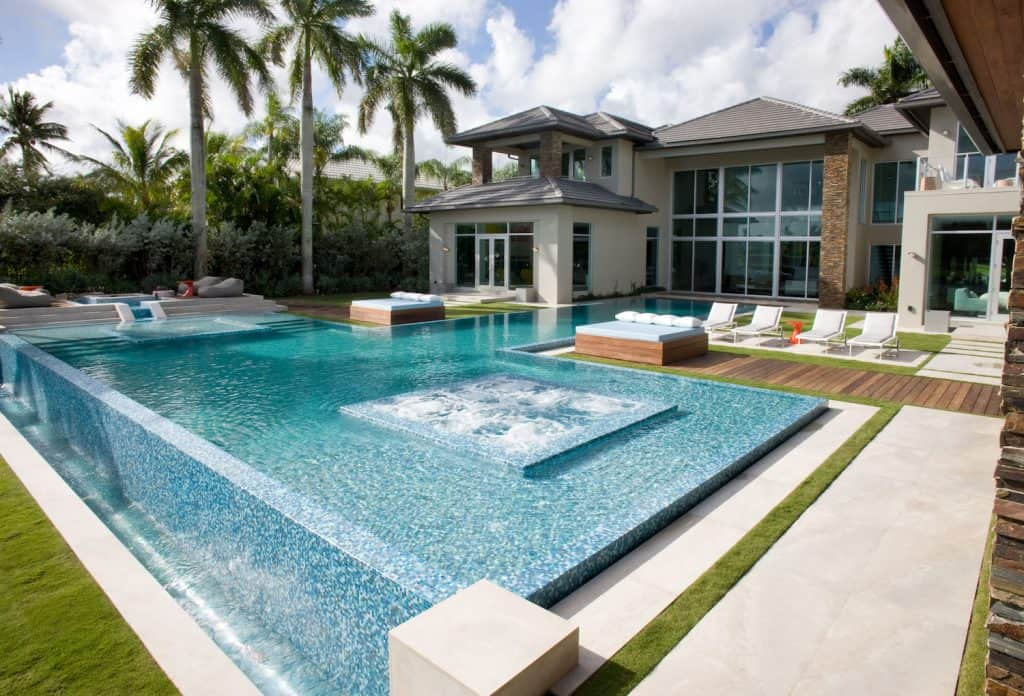 perfect poolside