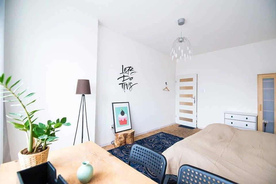 bedroom luxe