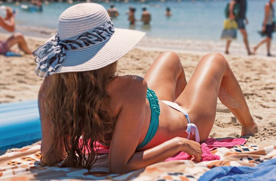 beach-ready body