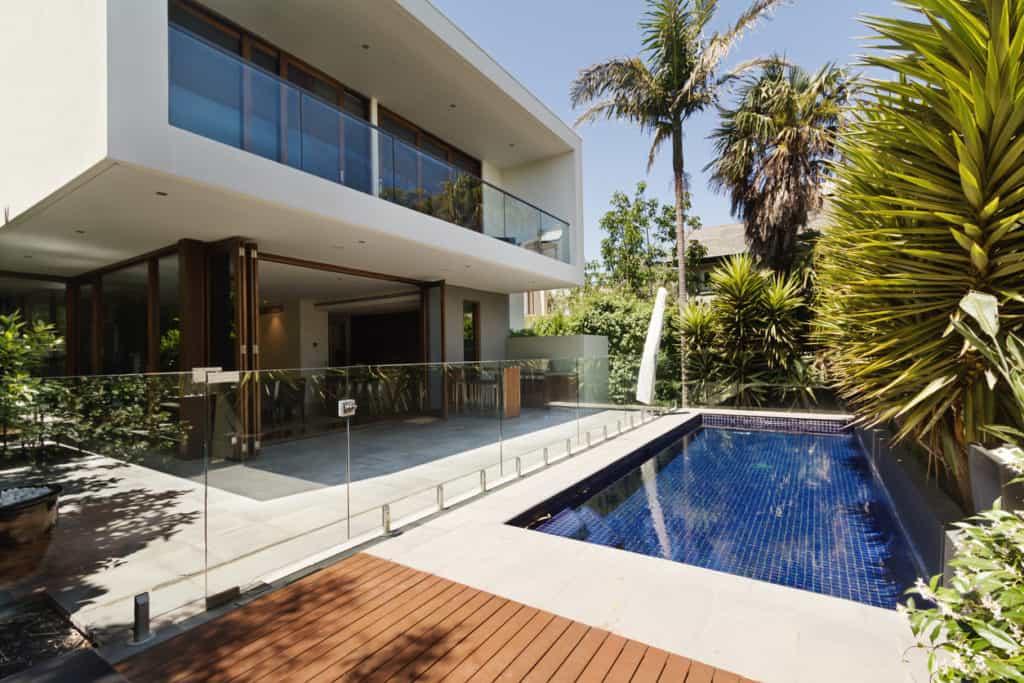 safe stylish pool
