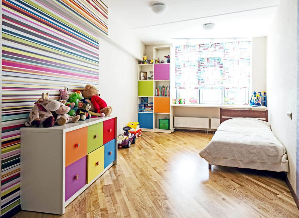 designing a child's bedroom