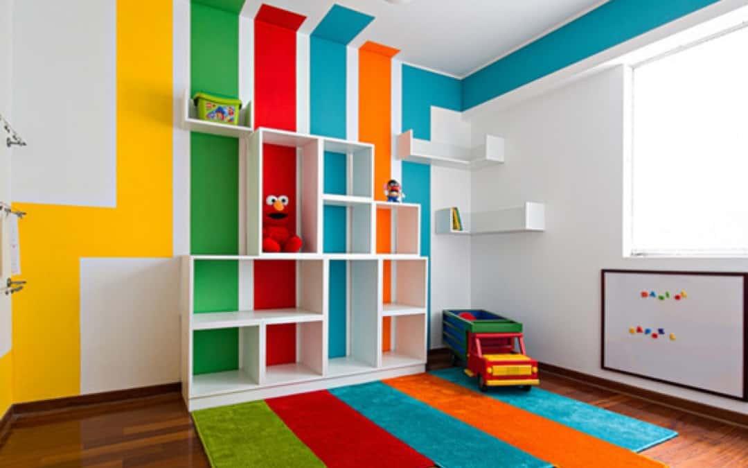 Clever Bedroom Storage for Kids
