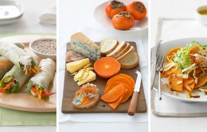 Five Delicious Persimmon Recipes