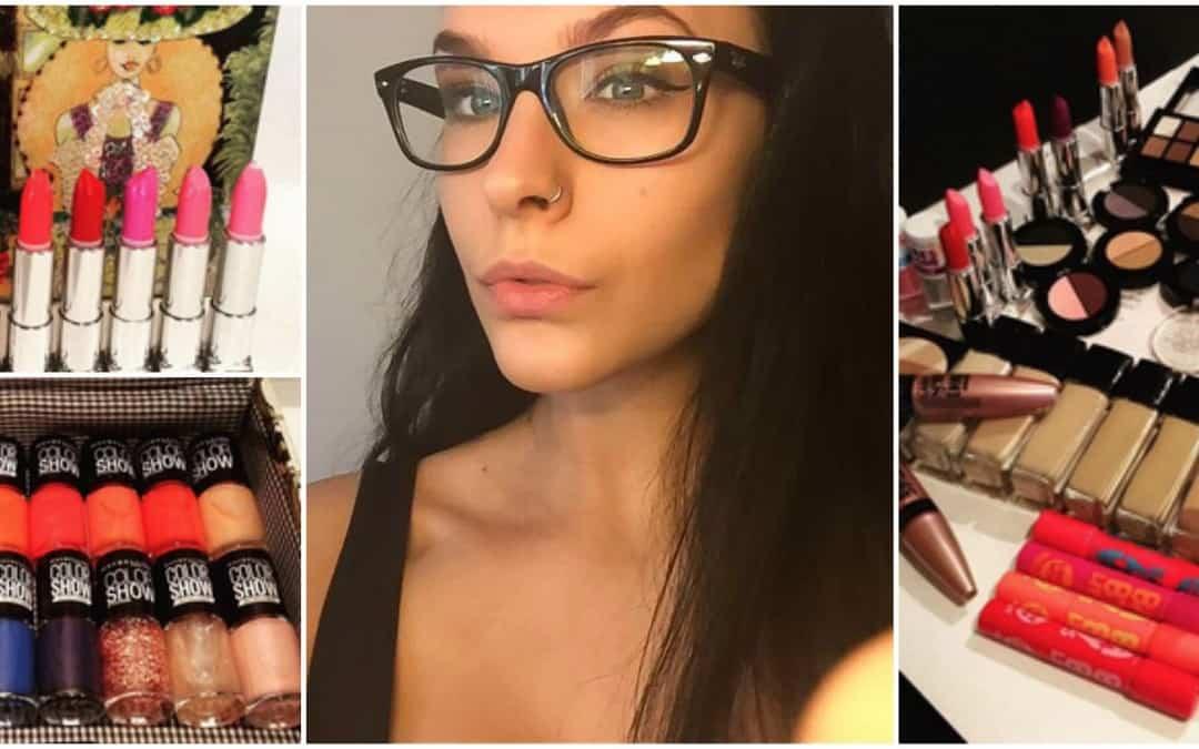 A Reader Trials New Makeup