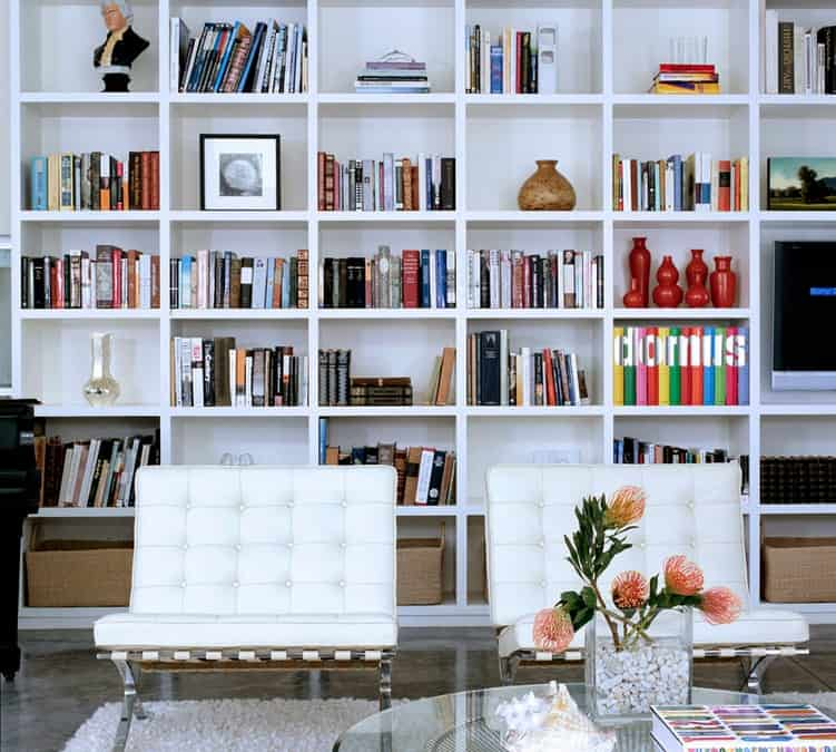 Turning a Spare Room Into a Library