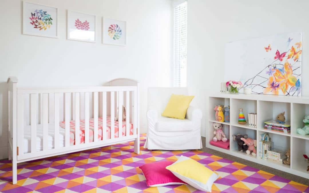 Baby, Baby, That's A Beautiful Nursery