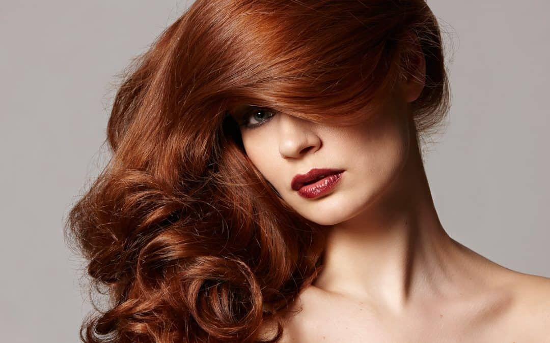Hot Hair : Be A Sexy Redhead