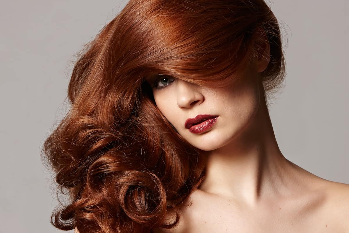 Hot Hair  Be A Sexy Redhead - Dont Call Me Penny-1193
