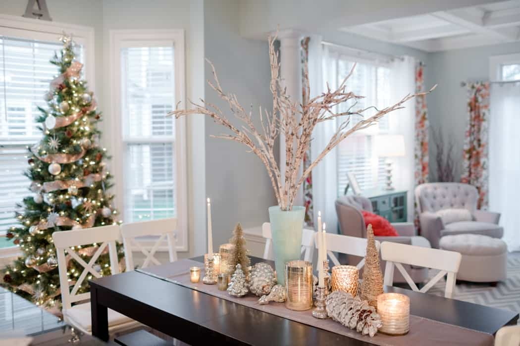 how to decorate your home for christmas don 39 t call me penny. Black Bedroom Furniture Sets. Home Design Ideas