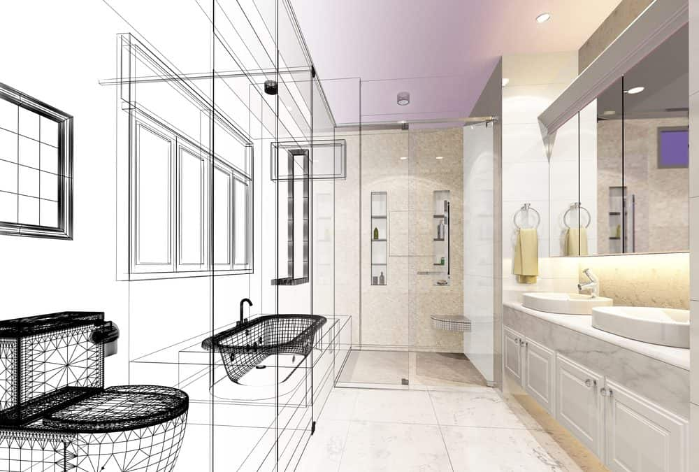 Dream Bathroom Renovation With 10 Modern Ideas