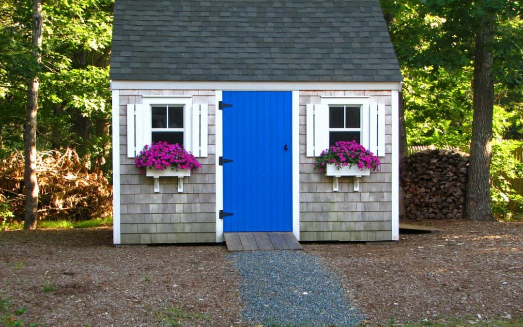 TIMBERRRRRR! Essential Advice for a Shipshape Wooden Shed