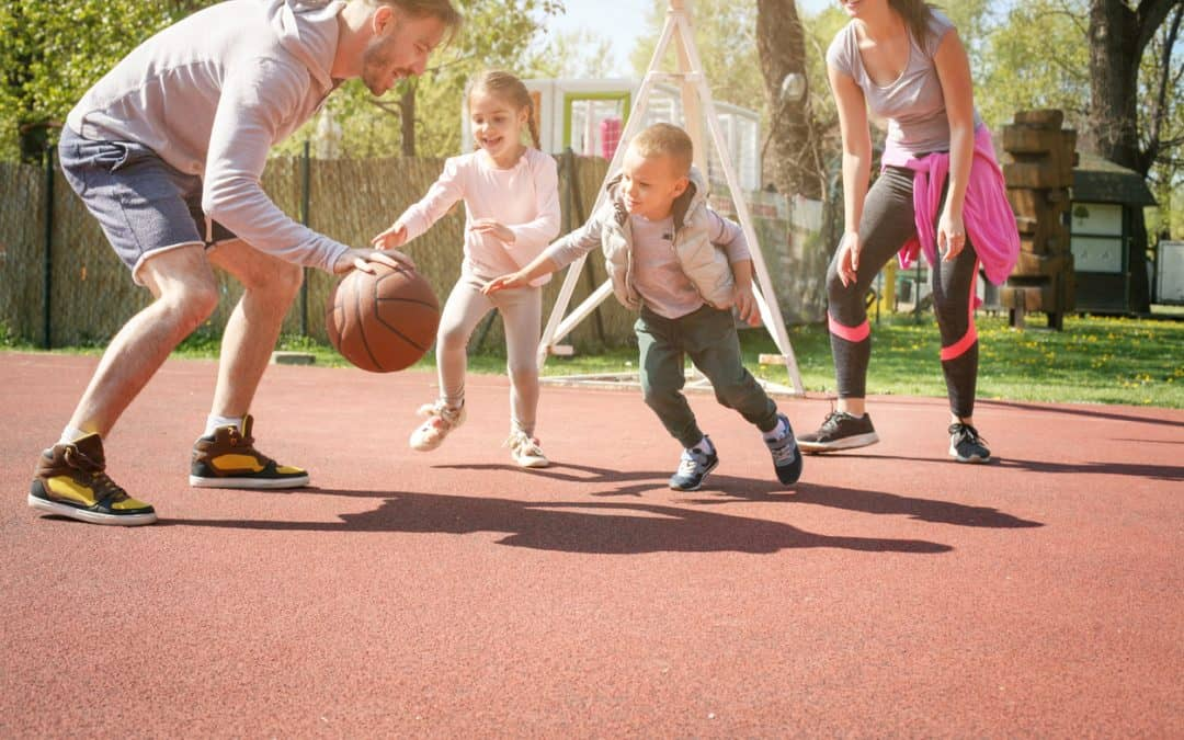 Family Fitness With Three Great Family-Friendly Activities