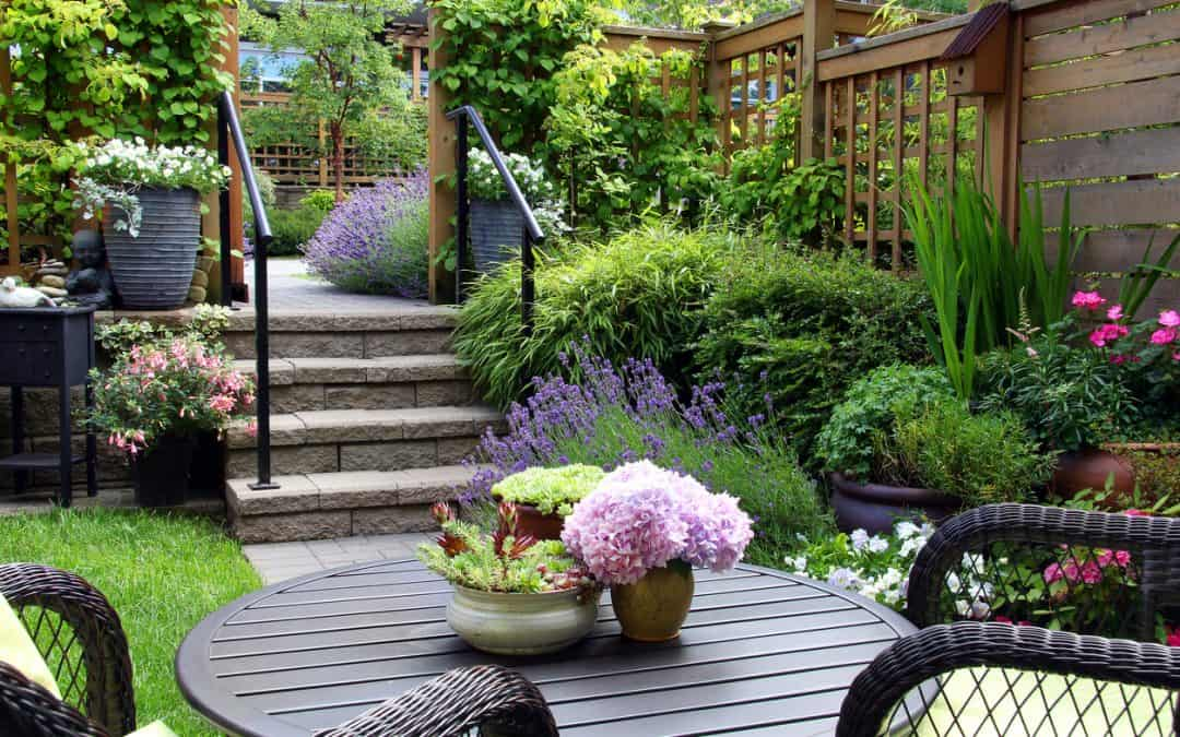 Designing A Sustainable Outdoor Space