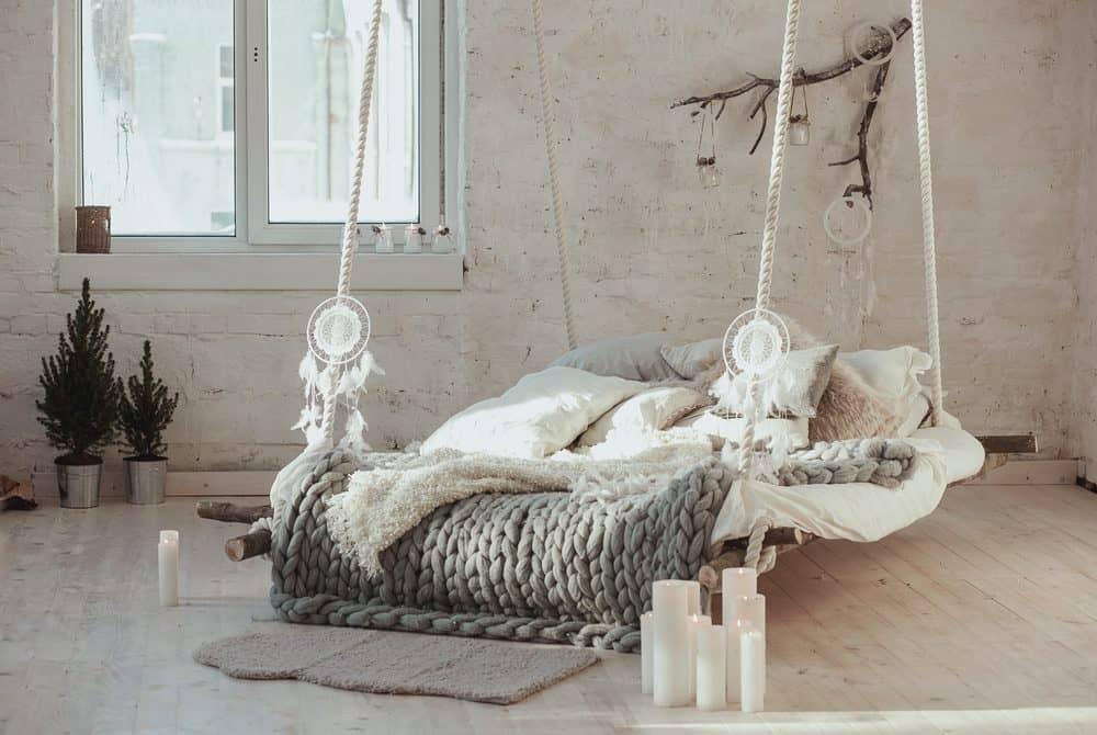 Dress Your Bedroom in Sleek Scandi Design