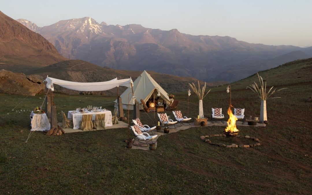 make your campsite feel like home