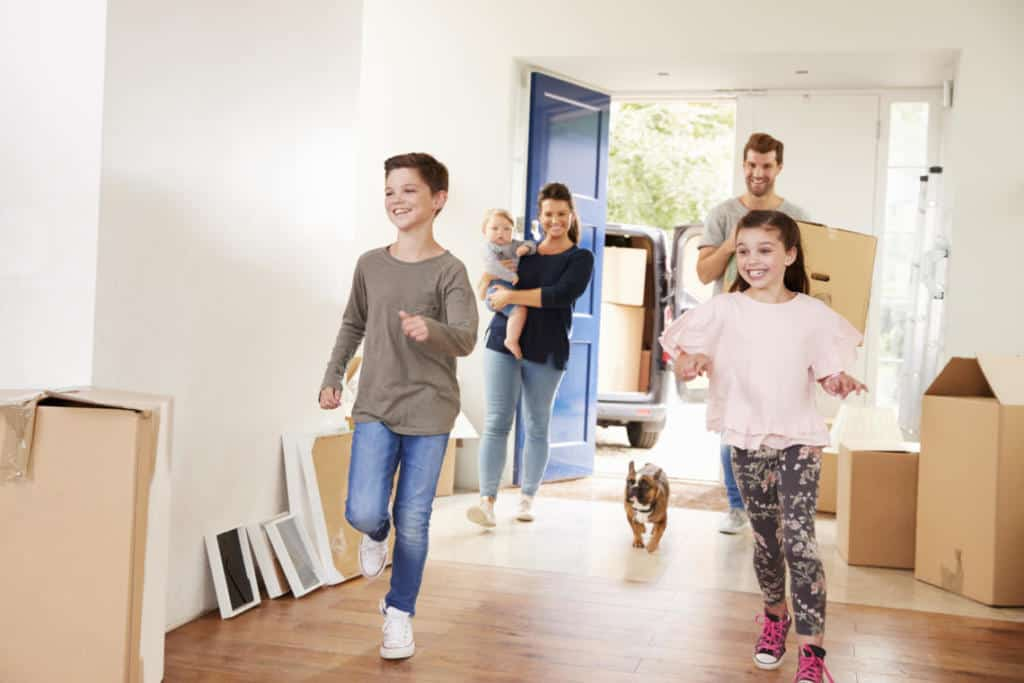 easy moving house tips