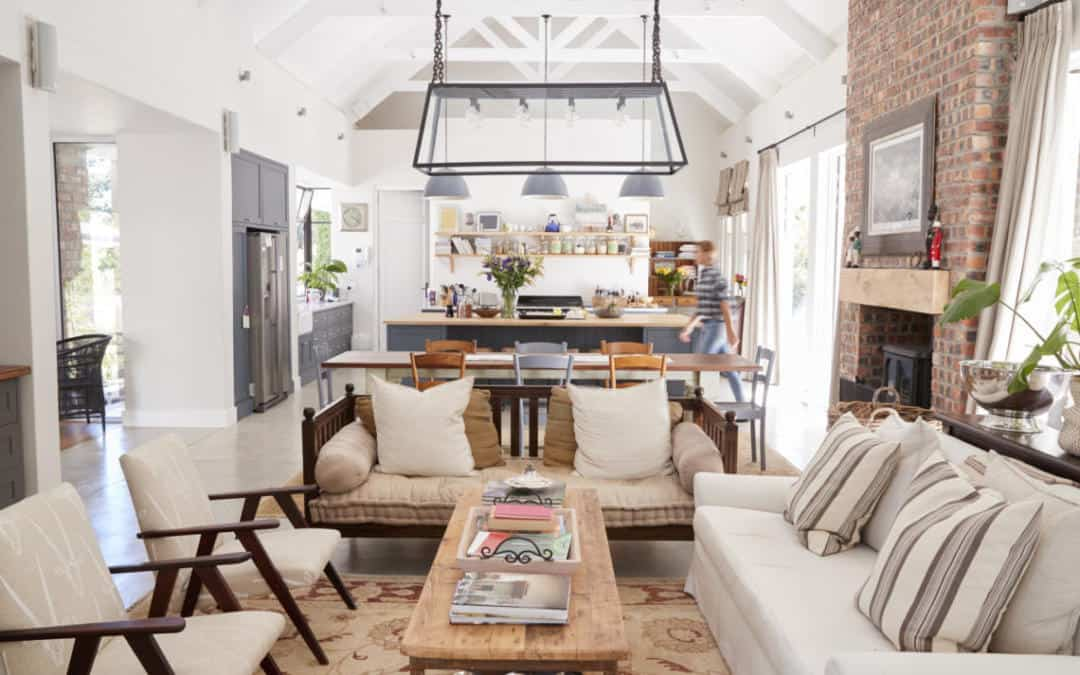 The Psychology Of Open Plan  Interior Design