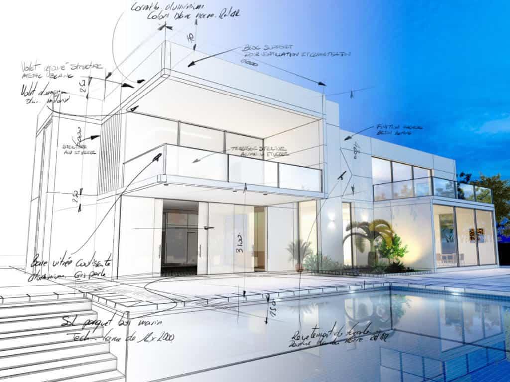 home building anatomy