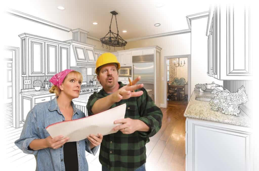 hiring a builder
