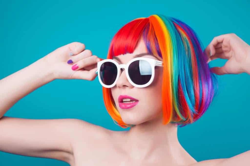 best hair info-graphic