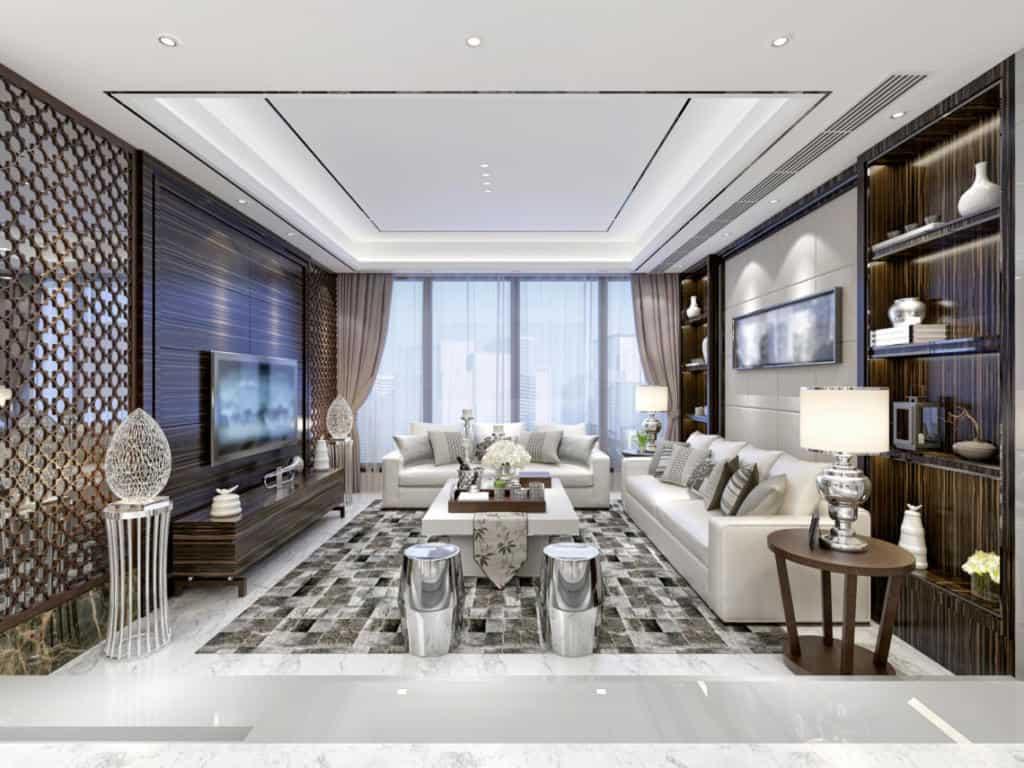 high-end apartment