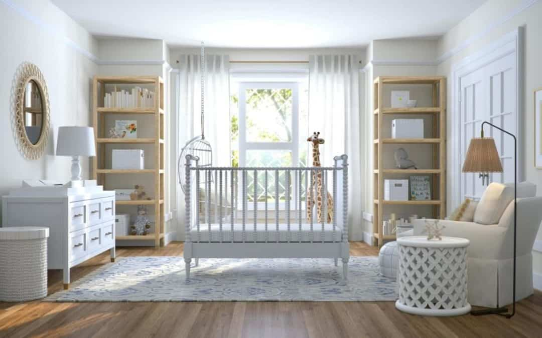 How To Create A Cozy and Lavish Nursery