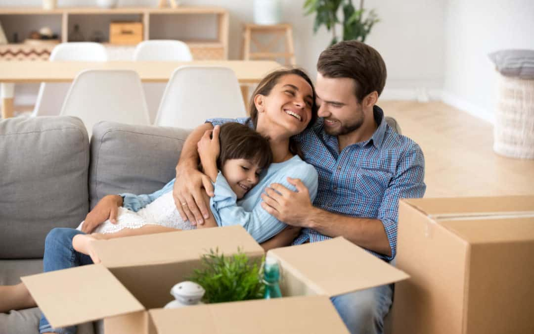 4 Tips for The Perfect House Move