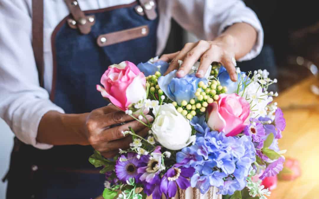 Faux Flowers Beauty for Style, Beauty + Longevity