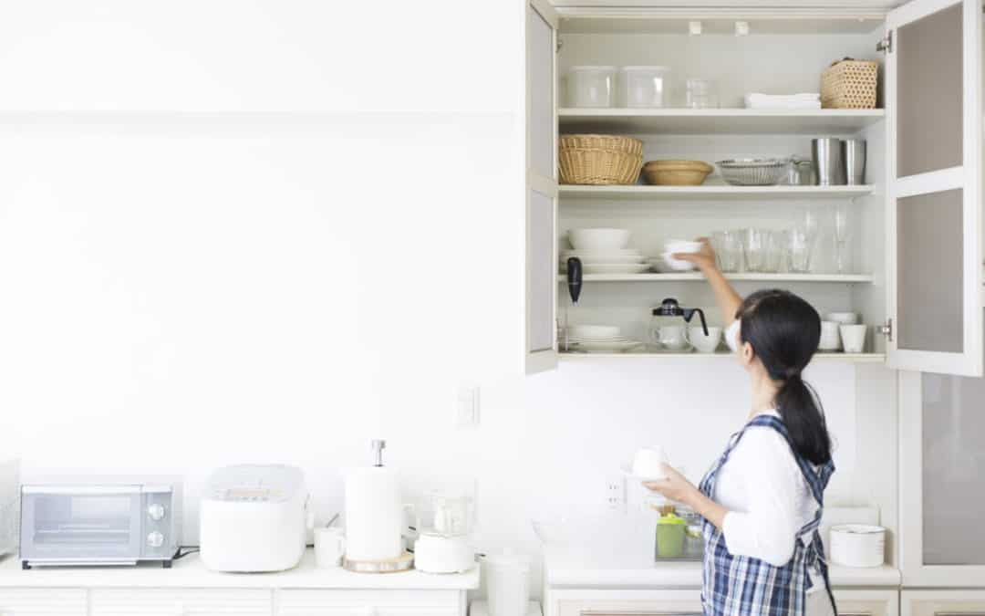 Four Signs You Might Need To Declutter Your Home