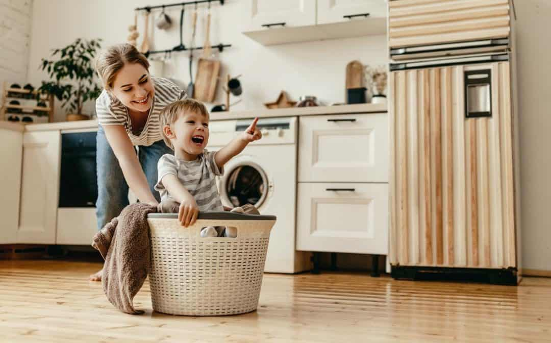 Don't Begin Home Cleaning Until These 4 Vital Tasks Are Complete