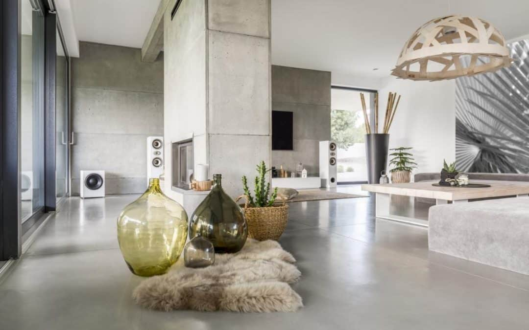 How Modern Concrete Can Transform Your Home And Garden