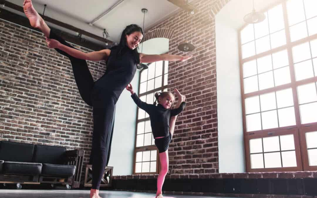 Fun Activities To Improve Flexibility For The Whole Family