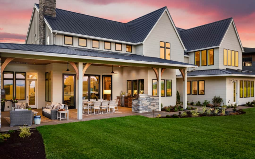 Eight Luxury Exterior Improvements To Maximise Your Home Value
