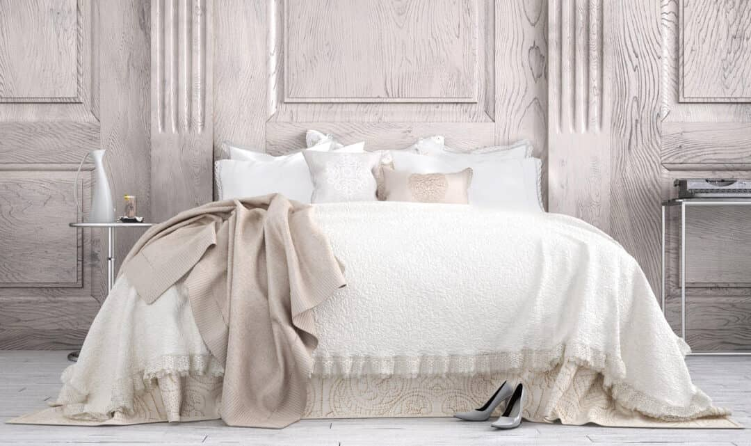 Make Your Own Luxury Bedding